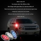 Chevy Suburban LED Side Marker Accent Turnsignals Lights Turn Signals Signalers LEDs Lamps Chevrolet