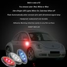 VW New Beetle LED Side Accent Marker Turnsignals LEDs Turn Signals Markers Lights Lamps Volkswagen
