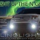 2011-2015 Ford Explorer Bumper Fog Lamps Driving Lights Kit