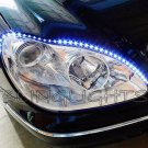 Mercedes-Benz S-Class LED DRL Strip Lights Day Time Running Lamps LEDs DRLs Strips W140 W220 W221