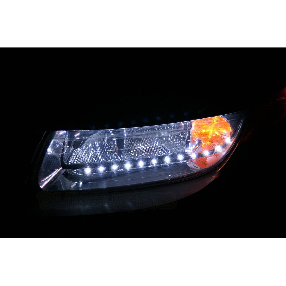 2001 2002 Saturn L Series Led Drl Strip Lights Leds Drls