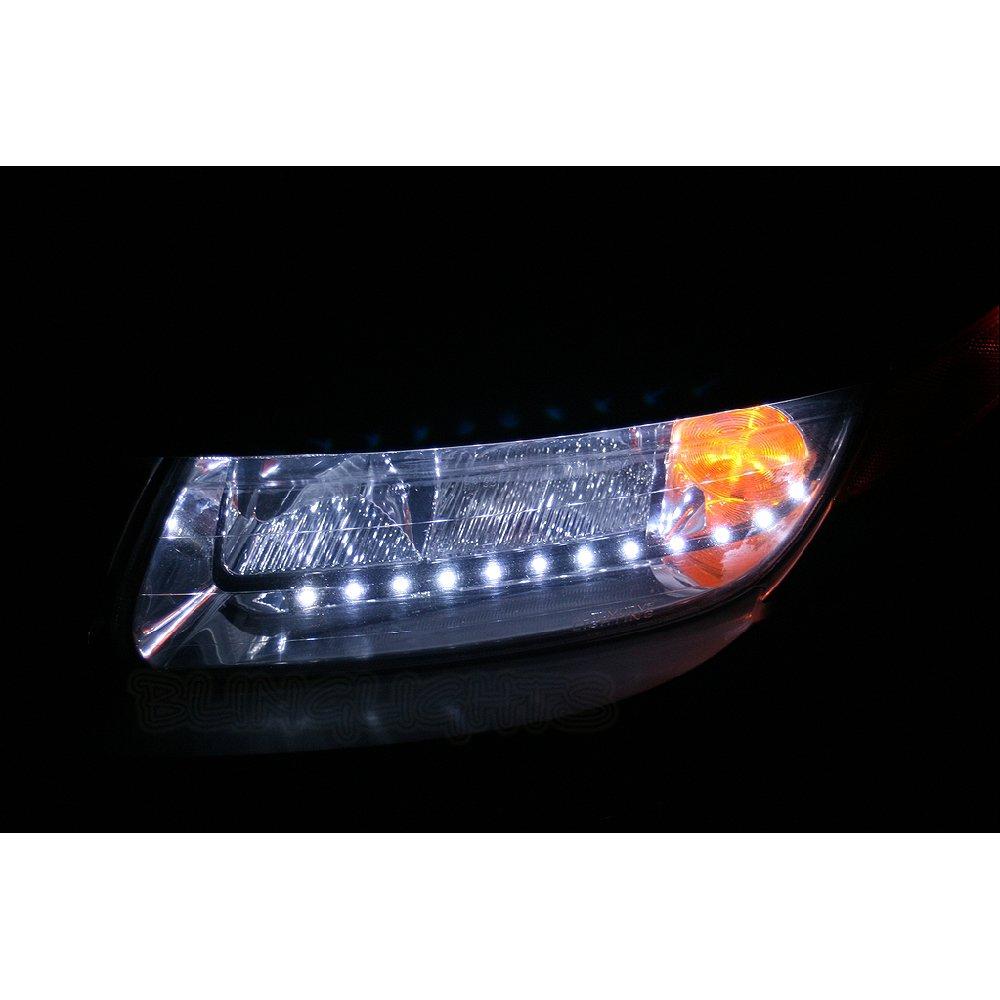 2001 2002 Saturn L-Series LED DRL Strip Lights LEDs DRLs Strips Lamps L L100 L200 L300 LW200 LW300