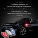 2007 2008 2009 Saturn Sky LED Side Markers Turnsignals Lamps Turn Signals Lights Signalers LEDs