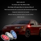 Saturn Ion LED Side Accent Markers Turnsignals Lamps Turn Signals Lights Signalers LEDs Accents Lamp
