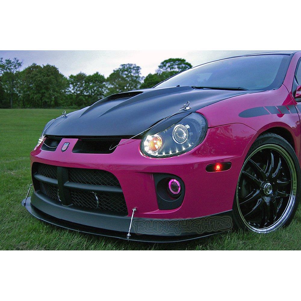 2003 2004 2005 Dodge Neon SRT-4 SRT4 Fog Angel Eyes Lamps Halos Driving Lights Kit