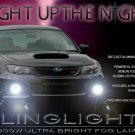 2011 2012 2013 2014 Subaru Impreza WRX & STi Fog Lamp Driving Light Kit