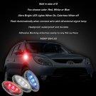 2007 2008 2009 2010 2011 Hyundai Veracruz ix55 LED Side Markers Turnsignal Lights Turn Signal Lamps