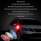 Saab 9-3 9-3x Turbo X 93 93X LED Side Marker Accent Turn Signal Lights Turnsignal Lamps Signalers
