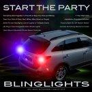 Hyundai Veracruz ix55 Strobe Lights Headlamps Taillamps Headlights Taillights Head Lamps Strobes