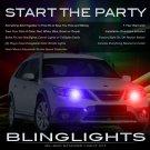Saab 9-3 93 9-3x Turbo X Strobe Lights Headlamps Taillamps Headlights Taillights Head Lamps Strobes