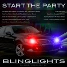 2001 2002 2003 2004 2005 2006 Lexus LS430 LS Strobes Headlamps Headlights Head Lamps Strobe Lights