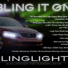 Lexus GS LED DRL Strip Lamps Day Time Running Strips Lights GS300 GS350 GS400 GS430 GS450h GS460