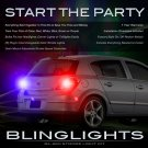 Holden Astra Strobe Lights Headlamps Headlights Taillamps Taillights Head Lamps Light Strobes