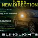 Nissan Maxima LED Side Mirror Turnsignal Lights Pair