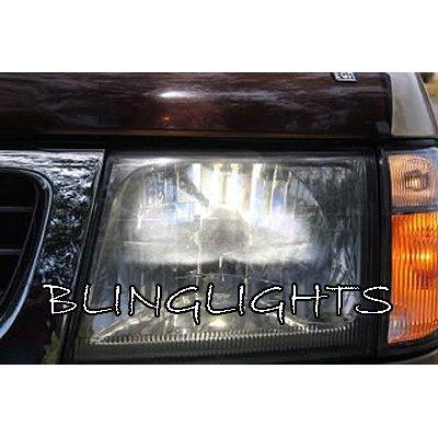 1998 1999 2000 Nissan Navara D22 Bright Light Bulbs for Headlamps Headlights Head Lamps Lights