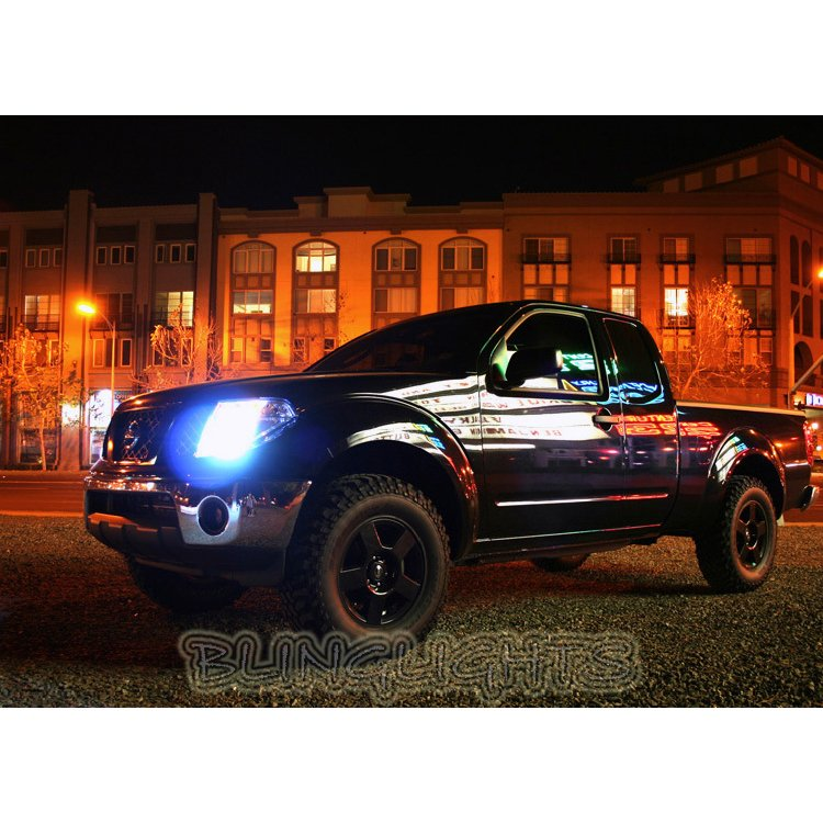 Nissan Frontier HID Headlamp Kit Xenon Headlight Conversion