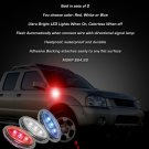 Nissan Navara LED Side Markers Turnsignal Lights Accent Turn Signalers Lamps Signal Turnsignals