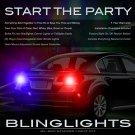 Subaru Legacy Strobe Lights for Headlamps Headlights Taillamps Taillights Head Tail Lamps Strobes