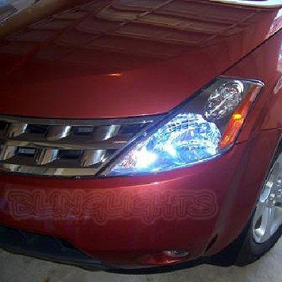 Nissan Murano Bright JDM Head Lamps Light Bulbs Halogen Headlights Upgrade Z50 Z51