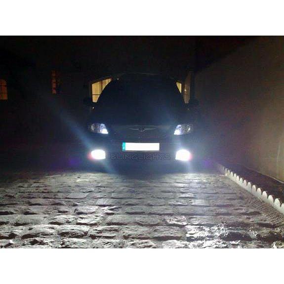 Chrysler Grand Voyager Bright White Light Bulbs for Foglamps Foglights Fog Driving Lamps Lights