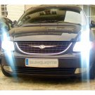 Chrysler Town & and Country Bright White Light Bulbs for Headlamps Headlights Head Lamps Lights