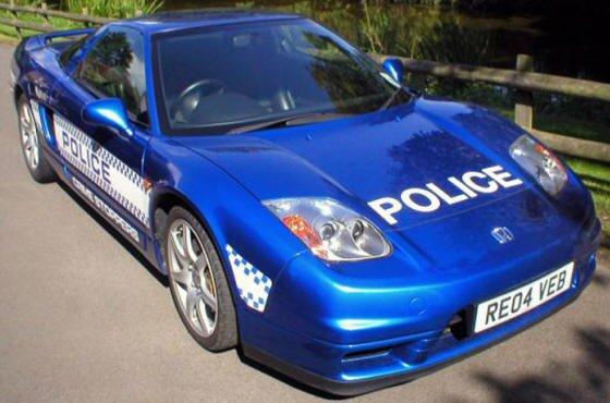 Acura NSX Strobe Light Kit for Headlamps Headlights Head Lamps Police Strobes Lights
