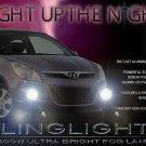 2009 2010 2011 2012 Hyundai i20 Xenon Foglamps Foglights Driving Fog Lamps Lights Kit