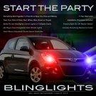 Hyundai i20 ix20 Strobe Light Kit for Headlamps Headlights Head Lamps Police Strobes Lights