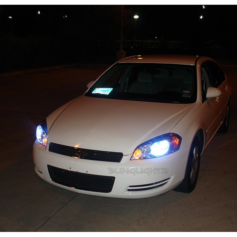 Chevrolet Impala Bright White Headlamp Replacement Light Bulbs