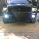 1997-2004 Dodge Dakota Xenon Foglamps Drivinglights