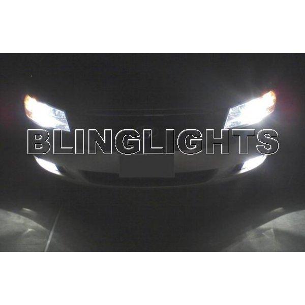 2006 2007 2008 Hyundai Sonata Xenon Fog Lamps Driving Lights Foglamps Foglights Kit
