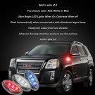 2006-2010 Hummer H3 LED Marker Lights Accent Lamps Turnsignal Markers Turn Signal Accents Signalers