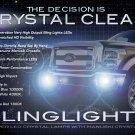2011 2012 2013 Ford F-350 Super Duty LED Foglamps Driving Fog Lamps Lights F350 Foglights Kit