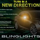Buick Verano LED Mirror Turnsignals Lights Side Mirrors Turn Signals Lamps Signalers Light Lamp
