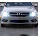 2008 2009 2010 2011 2012 Mercedes-Benz C-Class W204 Bright Light Bulbs for Halogen Head Lamps Lights