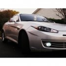2007 2008 Hyundai Tiburon Coupe Xenon Foglamps Driving Fog Lamps Lights Kit GS GT SE Limited SIII