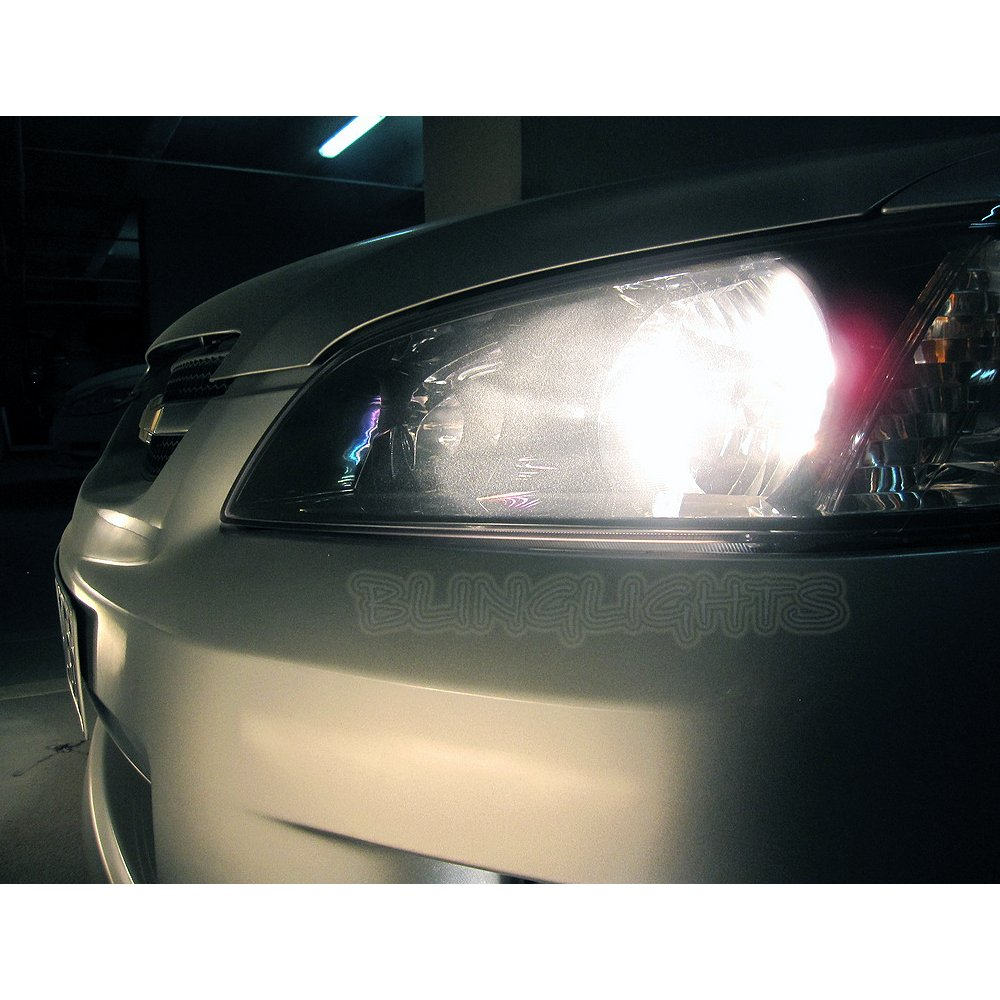 Holden Calais Bright White Replacement Light Bulbs for Headlamps Headlights Head Lamps Lights