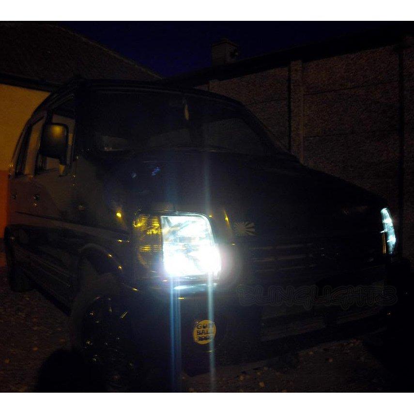 Suzuki Wagon R R+ Solio Bright White Light Bulbs for Headlamps Headlights Head Lamps Lights