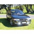 1996 1997 1998 Subaru Legacy GT-B Limited Wagon Fog Lamps Driving Lights Foglamps Spotlights Kit