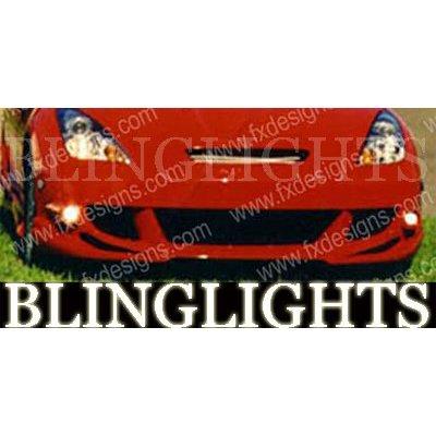 Toyota Celica FX Designs Xtreme Body Kit Fog Lamps Driving Lights 2000 2001 2002 2003 2004 2005