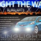 2009 2010 2011 2012 2013 2014 Honda Fit Foglamp Drivinglight Kit