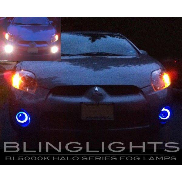 2018 Gmc Canyon Marine Blue: 2006 2007 2008 Mitsubishi Eclipse White Halo Fog Lamps