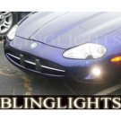 1997 1998 1999 2000 2001 2002 2003 2004 2005 2006 Jaguar XK XK8 XKR Halo Angel Eye Fog Lamps Lights