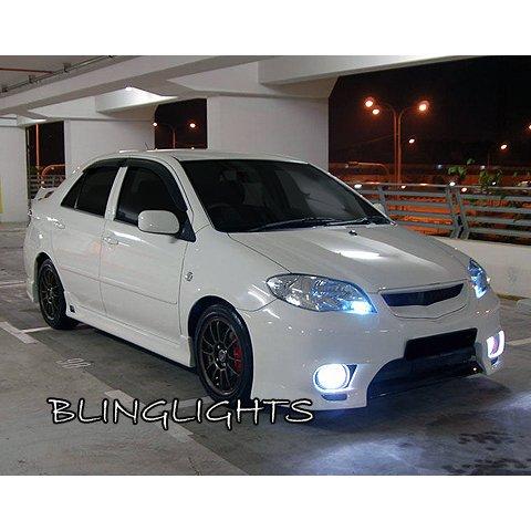 2006 2007 Toyota Vios 1.5G 1.5 G Xenon Foglamps Foglights Fog Lamps Driving Lights Lamp Light Kit