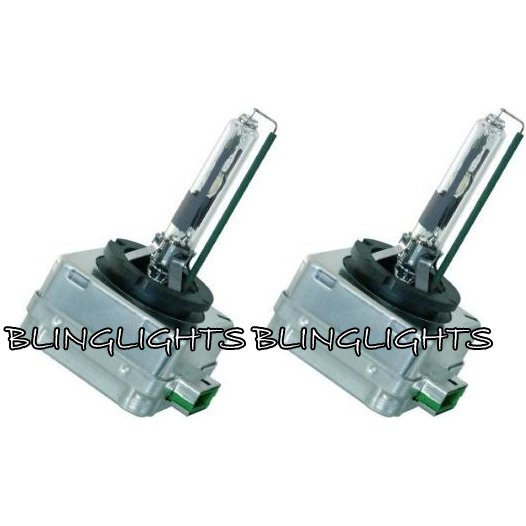 D3R OEM Factory HID Replacement Light Bulbs for Xenon Headlamps Headlights Head Lamps Lights