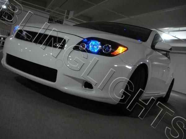 2005 2012 Scion Tc Led High Beam Blue Light Bulbs For Headlamps