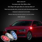 Audi A3 Side LED Marker Turnsignal Lights Accent Turn Signal Lamps Accents Markers Signalers