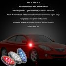 Toyota Solara LED Side Marker Turnsignal Accent Lights Turn Signal Markers Signalers Accents Lamps