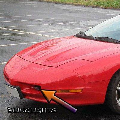 1993 1994 1995 1996 1997 Pontiac Firebird Xenon Fog Lamps Driving Lights Foglamps Foglights Kit