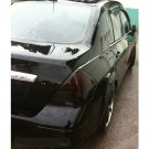 2005-2011 Nissan Tiida Latio Tint Smoke Overlays for Taillamps Taillights Tail Lamps Lights
